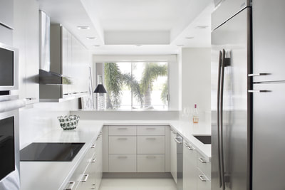 The Cove I, Palm Beach  |  Kitchen Renovation